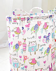 Корзина для игрушек, белья, хранения Щебет Berni, фото 2