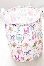 Корзина для игрушек, белья, хранения Щебет Berni, фото 3