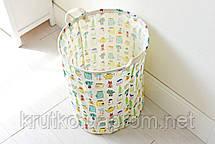Корзина для игрушек, белья, хранения Кухня Berni, фото 2