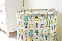Корзина для игрушек, белья, хранения Кухня Berni, фото 3