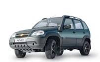 Багажная система для Chevrolet Niva