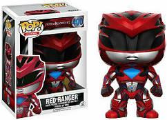 Фигурка Funko Pop Фанко ПопКрасный рейнджер Могучие рейнджеры Power Rangers Red Rangerseries PR RR400