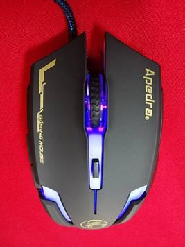 Игровая компьютерная мышка APEDRA А9