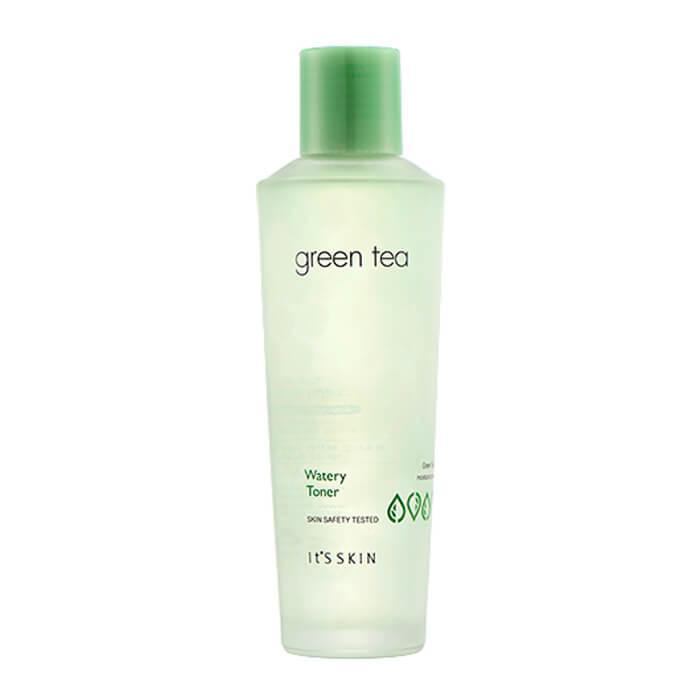 Увлажняющий тонер с зеленым чаем IT'S SKIN Green Tea Watery Toner 150мл,