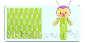 Мягкая погремушка Жук Happy Monkey, фото 2
