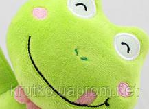 Мягкая подвеска Лягушка Happy Monkey, фото 3
