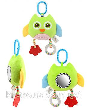 Мягкая подвеска Сова Happy Monkey, фото 2