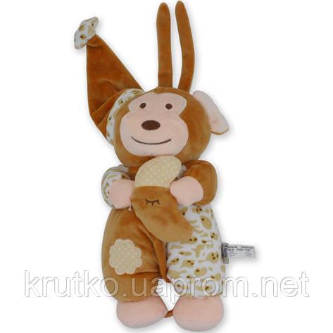 Мягкая игрушка Обезьянка Mami and Beby, фото 2