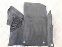 Ковролин правый передний mercedes w211 a2116800240 2116800240, фото 1