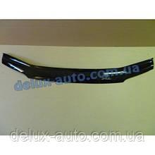 Мухобойка на капот Peugeot 306 1993-1997 Дефлектор капота на Пежо 306 1993-1997