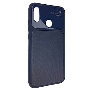 Чехол стекло Totu Arte Huawei P20 Lite (blue)