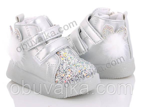 Демисезонная обувь оптом Ботинки от фирмы BBT для девочек оптом(21-26), фото 2