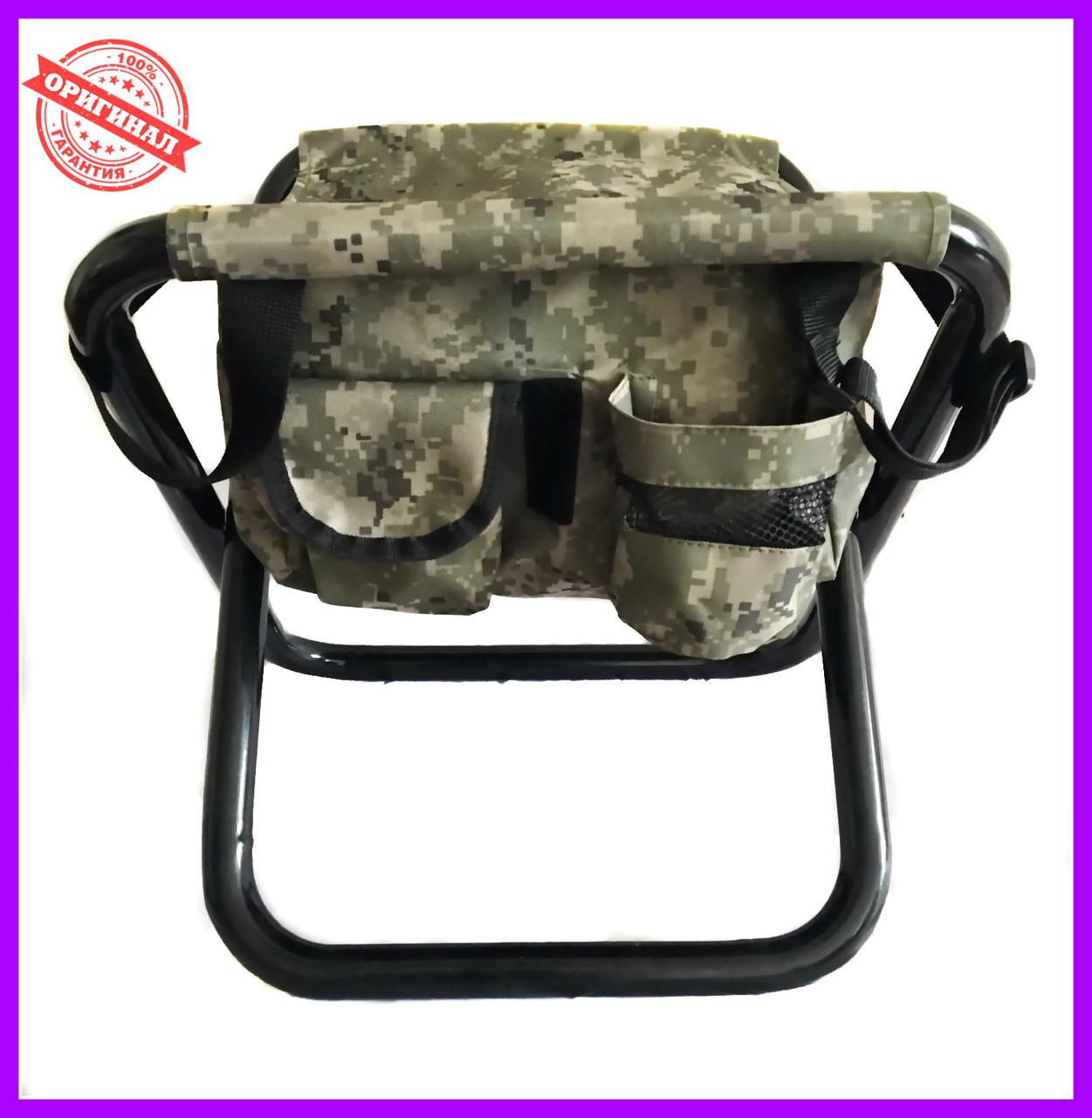 Стул раскладной с сумкой NeRest NR-25 S камуфляж