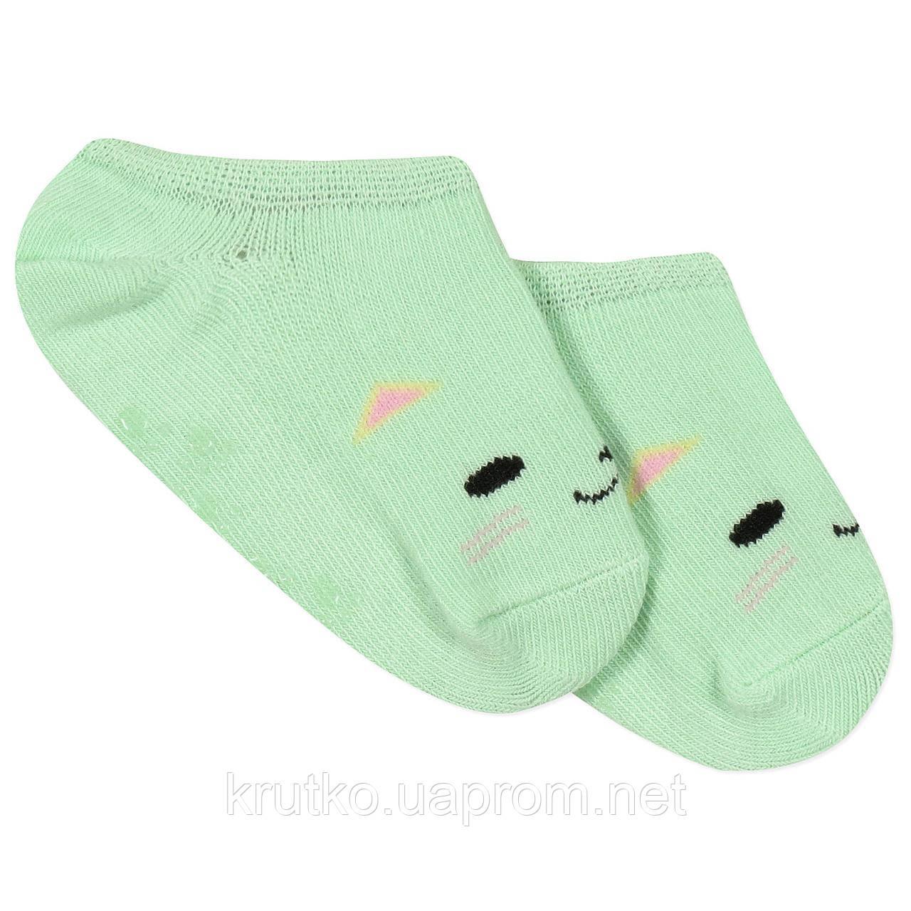 Детские антискользящие носки Кот Berni
