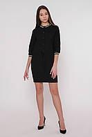 Платье женское Татьяна Филатова модель 200 черное