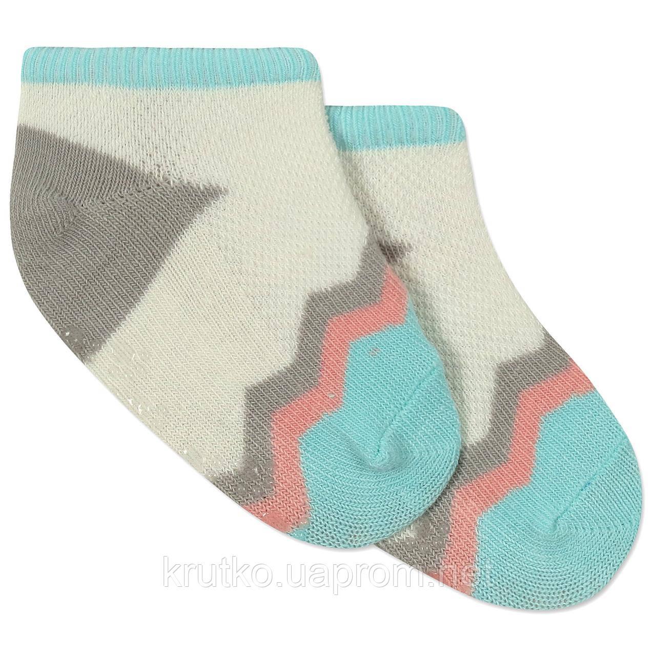 Детские антискользящие носки Зигзаг Berni