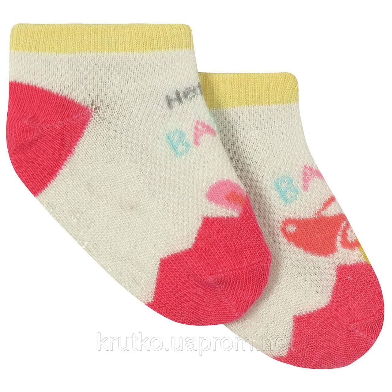 Детские антискользящие носки Привет Малыш Berni