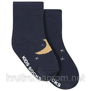 Детские антискользящие носки с начесом Ночное Небо Berni, фото 2