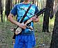 Охотничье двуствольное ружье - подарочный набор для спиртного, фото 4