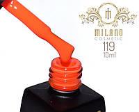 Гель-лак Milano 10 мл. №119