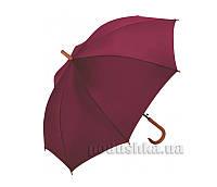 Зонт-полуавтомат Fare 1132  бордовый