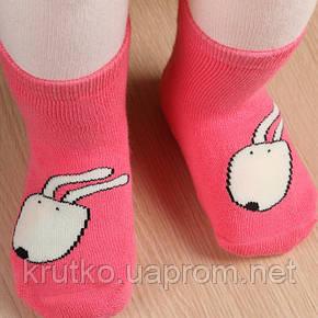 Детские антискользящие носки с начесом Пёс Berni, фото 2