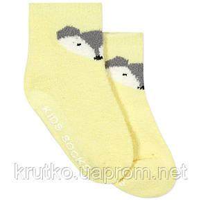 Детские антискользящие носки с начесом Мышка Berni, фото 2