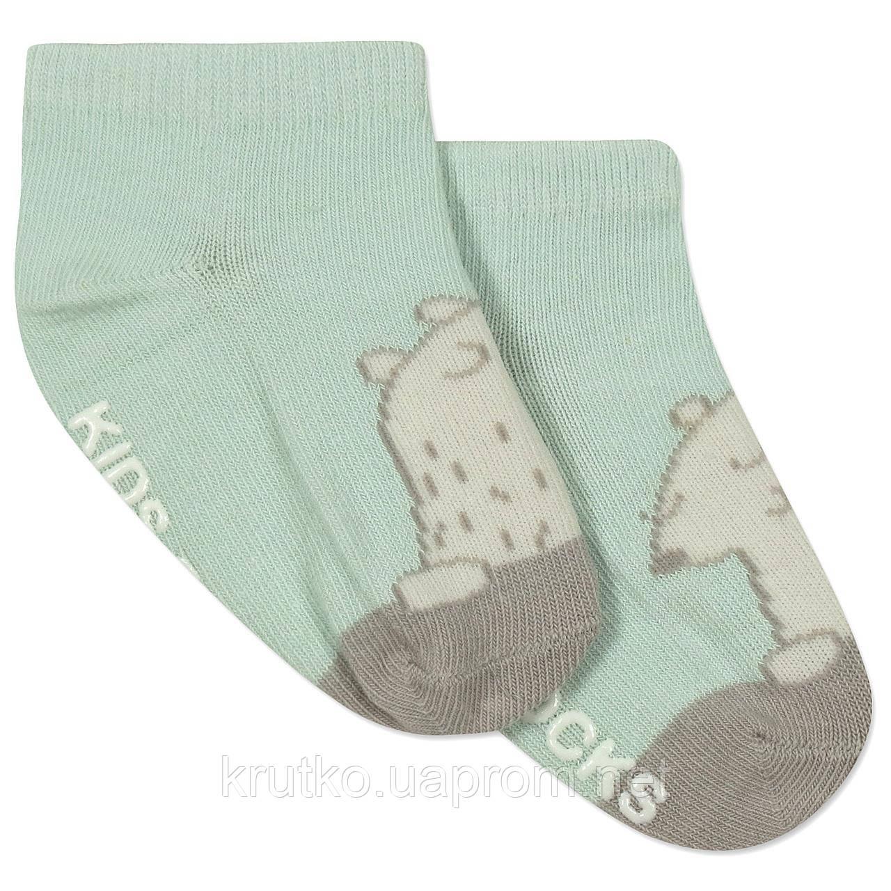 Детские антискользящие носки Полярный Медведь Berni