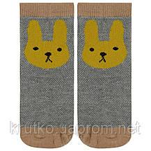 Детские антискользящие носки Зайчик Berni, фото 3