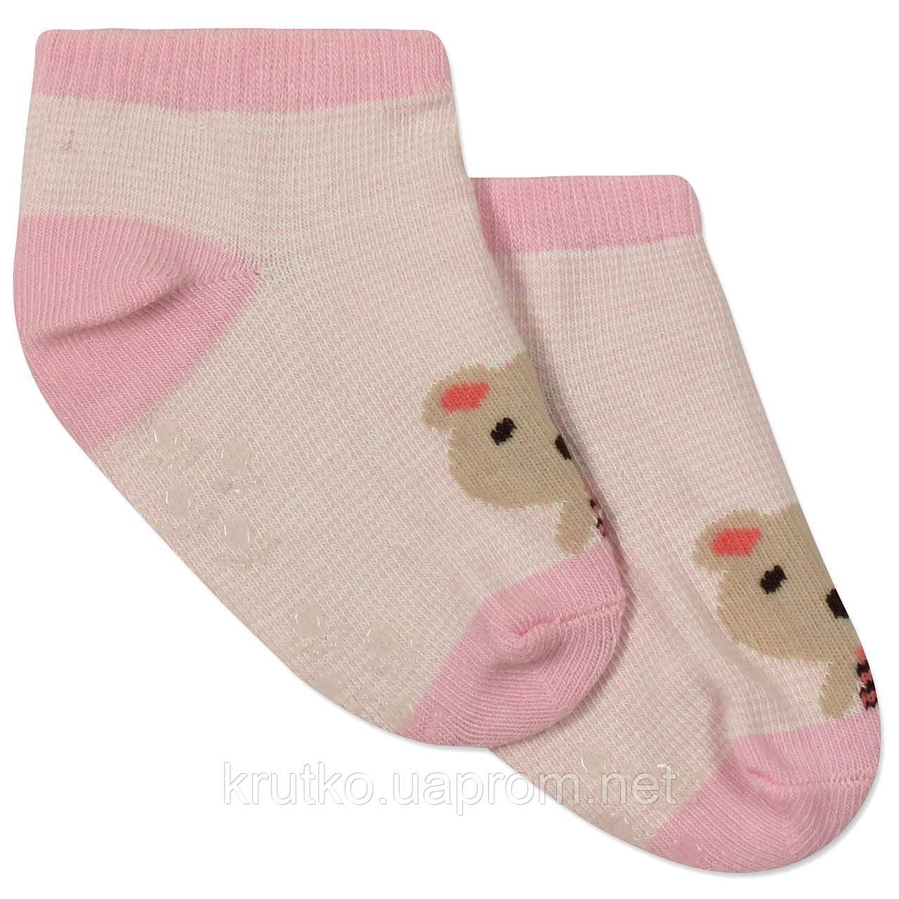 Детские антискользящие носки Милый мишка Berni