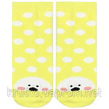 Детские антискользящие носки Горошек Berni, фото 3