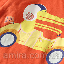 Кофта для мальчика Крокодил гонщик Jumping Beans, фото 2