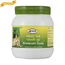 Шатавари гуда (Shatavari Guda, SDM), 250 грамм - Аюрведа премиум класса - тоник джем для женского здоровья