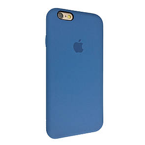 Накладка Silicone Case для Apple iPhone 6/6S  (24)