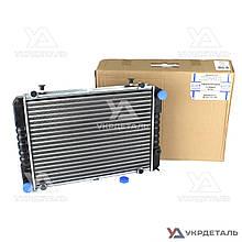 Радиатор охлаждения ГАЗ-3302, 2705, 2217 ГАЗель (3-х рядный)   (ДМЗ) Россия
