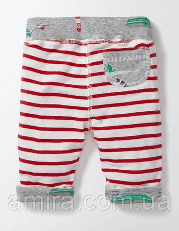 Детские штаны Красные полоски Jumping Meters, фото 2