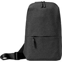 Рюкзак Mi multi-functional urban leisure chest Pack Dark Grey
