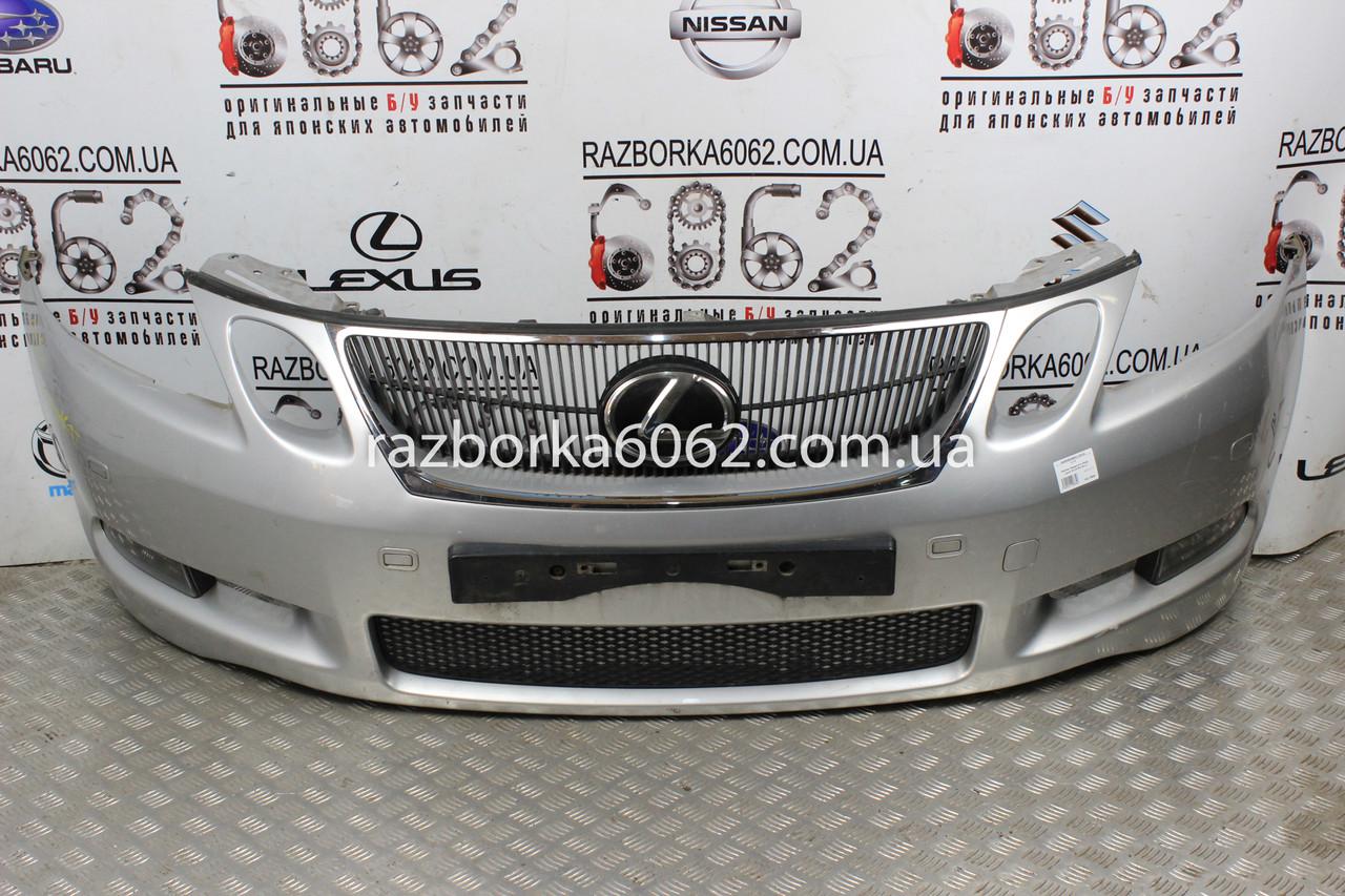 Бампер передний в сборе Lexus GS (S190) 05-12 (Лексус ГС300)  52119306