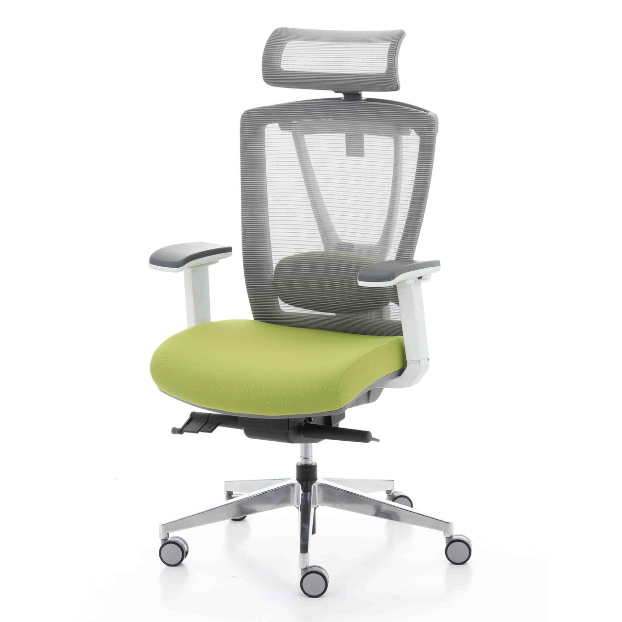 Кресло ERGO CHAIR 2 Эргономичное Зеленое