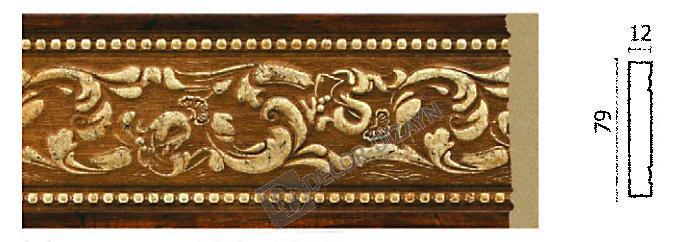 Молдинг для стен Арт-Багет 150-1084, интерьерный декор.