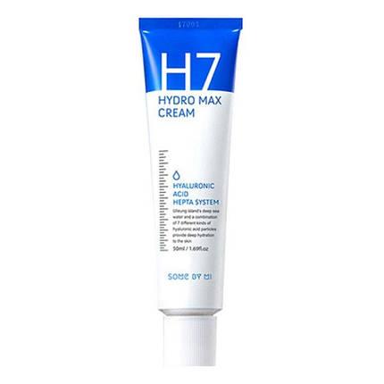 Интенсивно увлажняющий крем для лица Some By Mi H7 Hydro Max Cream, 50 мл, фото 2