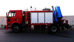 Пожарная и спасательная машина первого реагирования KRB - FFR03