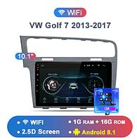 Junsun 4G Android магнитола для  Volkswagen Golf 7 2013 2014 2015 2016 2017  wifi