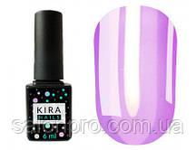 Гель-лак Kira Nails Vitrage №V14 (прозрачно-фиолетовый), 6 мл