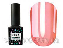Гель-лак Kira Nails Vitrage №V16 (прозрачно-розовый), 6 мл