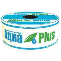 Лента капельного орошения AquaPlus 8mil 30 см 1 л/ч, 2300м