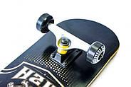 СкейтБорд деревянный от Fish Skateboard Heart Гарантия качества Быстрая доставка, фото 3