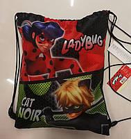 Сумка для девочек LadyBug, 41*34,5 см.