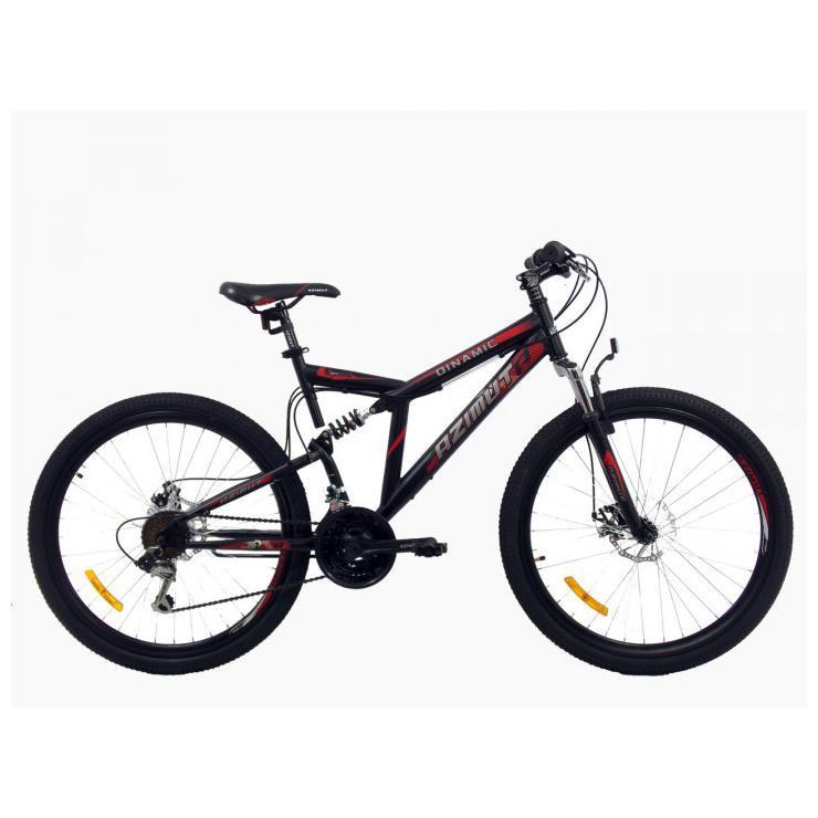 "Велосипед Azimut Dinamic 26"" x18,5 GFRD 2019"