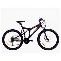 """Велосипед Azimut Dinamic 26"""" x18,5 GFRD 2019, фото 1"""